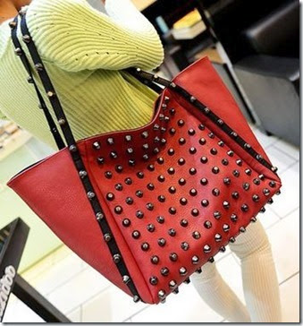 SY 360 Red (208.000) - PU Leather, 32 x 55 x 19