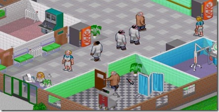 Theme Hospital per Android