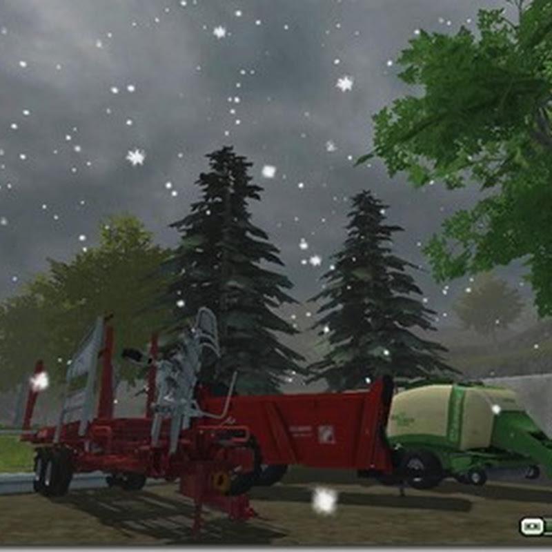 Farming simulator 2013 – Texture Nevicata