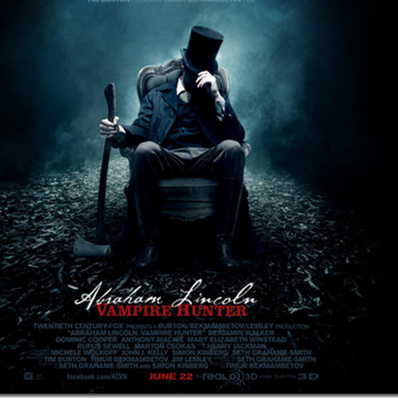 Movie best untuk didownload : Abraham Lincoln  Vampire Hunter
