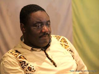 Joseph Olenga Nkoy. Radio Okapi/ Ph. John Bompengo