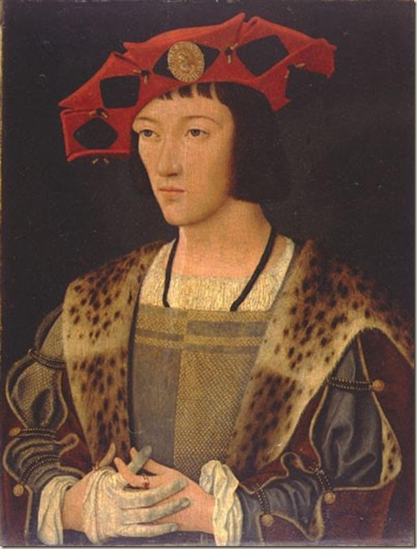 Jan Mostaert, Portrait d'homme