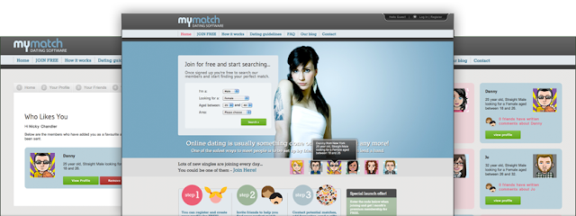Mymatch V2.2.1 - Build Your Own Dating Websites