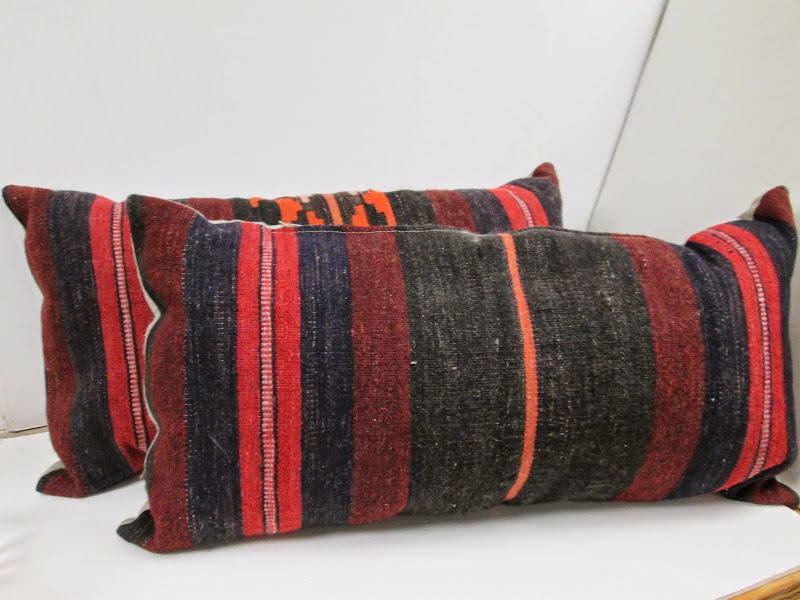 Kilim Pillow Pair
