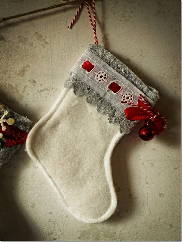 cafe creativo - Anna Drai - sizzix big shot - stocking christmas (4)