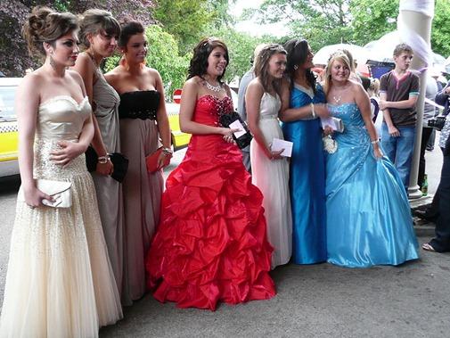 Prom 2011 Birmingham
