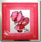 Lucianna #1 Card