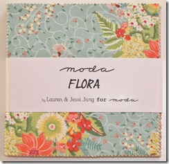 Flora by Lauren   Jessi Jung - Charm Pack
