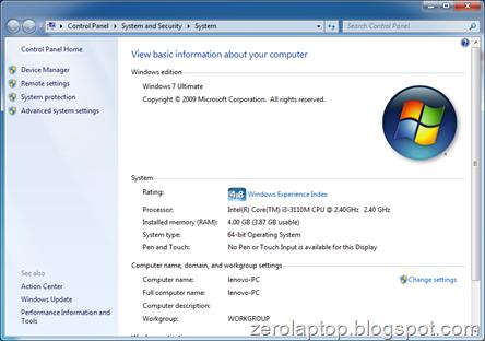 Lenovo Y400,G400 Win7 64bit Drivers Download