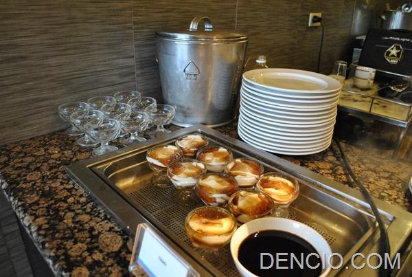 Holiday Inn Galleria Fab Breakfast Buffet 06