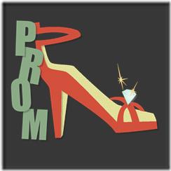 prom-shoe