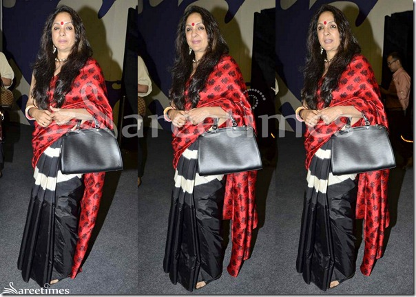 Red_Black_Half_and_Half_Saree