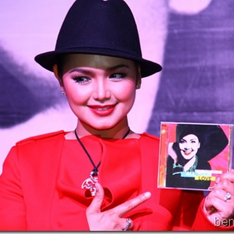 Download  Lagu  dan lirik lagu All For Love : Dato' Siti Nurhaliza