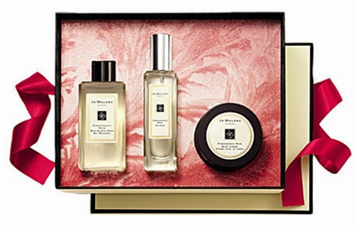 Jo Malone Pomegrante Noir Christmas Collection