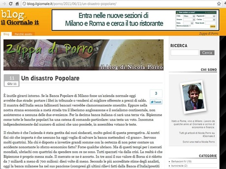 disastre popolare ilGiornale 130611