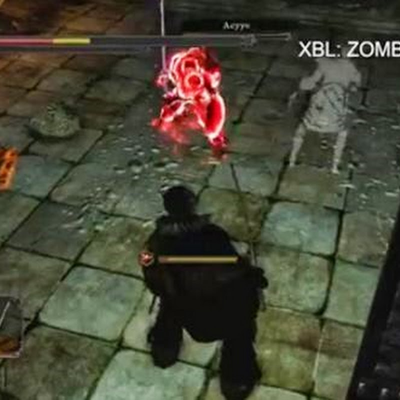Dark Souls II – Dreijährige vernichtet Narren