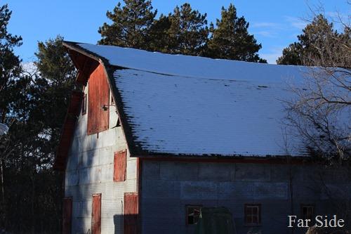 Old Henderson Barn