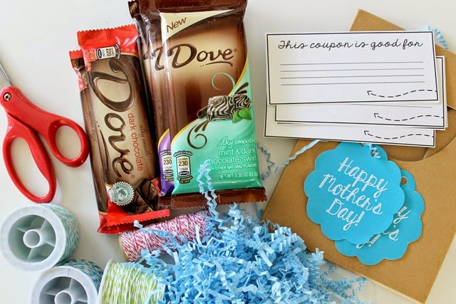 dove candy coupon book