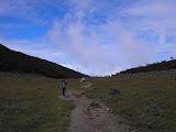 Strolling through Surya Kencana below Gunung Gede (Daniel Quinn, December 2011)
