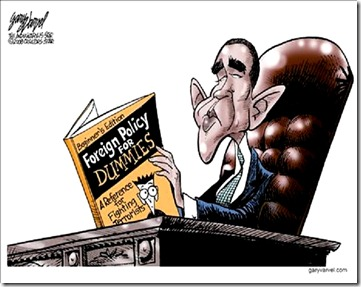 BHO Foreign Policy for Dummies