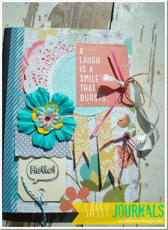 {Northern Cottage} SaSSY JouRNaLs!!