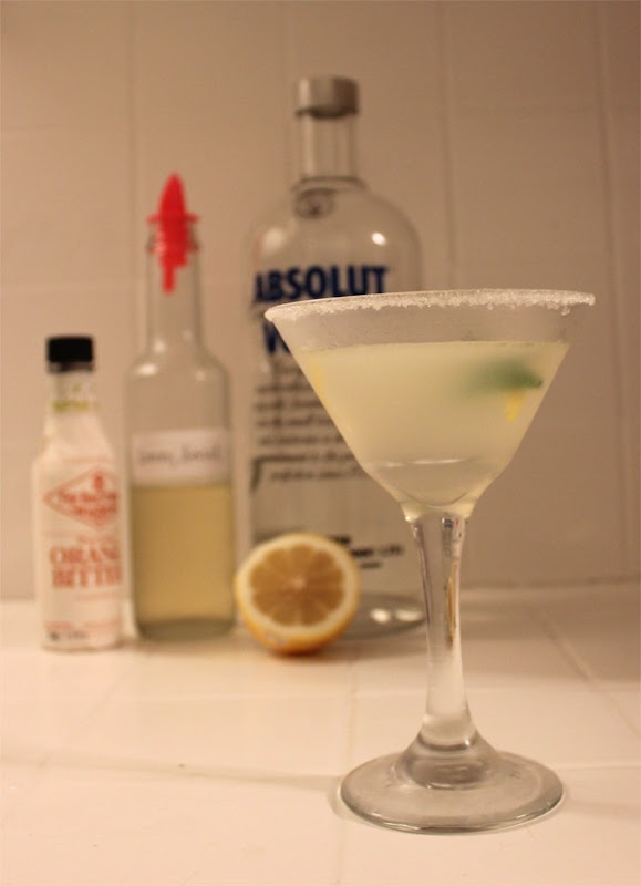 basil lemon drop pic