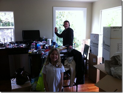 Moving Day!!! into 1916 25th Ave E