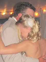 Kellys wedding 6.29.2013  Kelly and Richard dancing teary eyed7