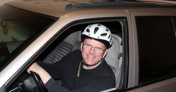 Driving Helmets a no-brainer