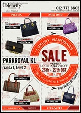 Celebrity Wearhouz Luxury Handbags Sale 2013 Malaysia Deals Offer Shopping EverydayOnSales