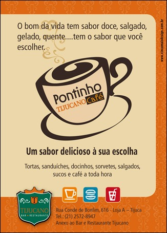 e-mail marketing_Pontinho café