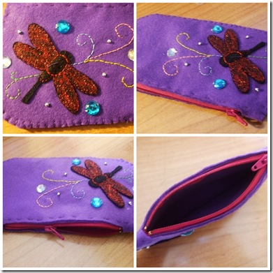 dragonfly puoch Collage