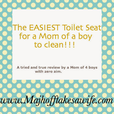 Best toilet seat easy clean