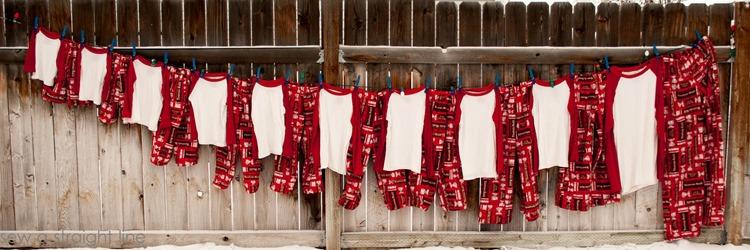 cousin christmas pajamas sew a straight line-1