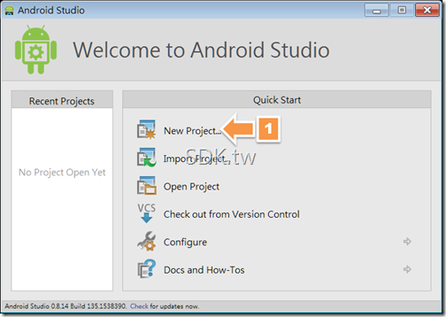 Android SDK 教學
