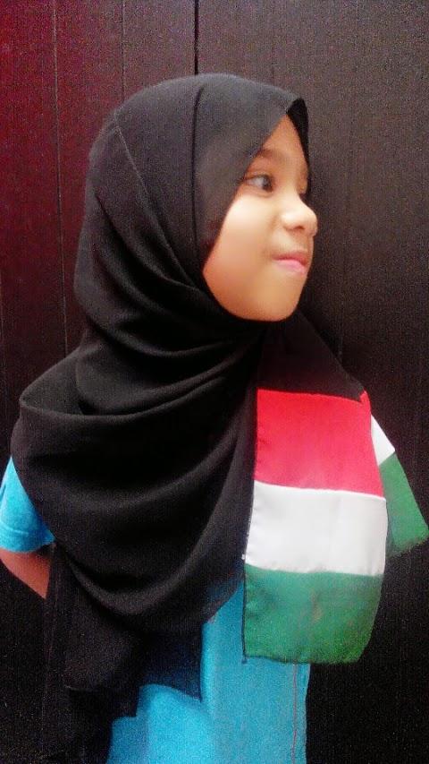 Support Gaza Shawl