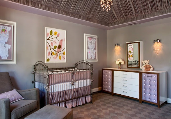 Modern Nursery Decorating Nursery Decorating Ideas