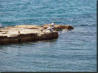Caesare fisherman Ann Goldberg