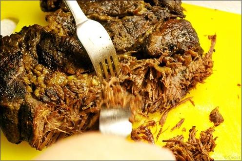 Högrev i Crock-Pot 4