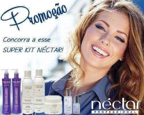Sorteios de várias linhas da Néctar do Brasil
