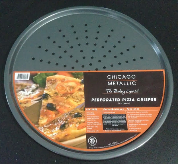 Chicago Metallic Pizza Crisper