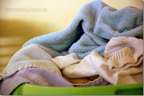 7 von 7 Sachen - Wäsche