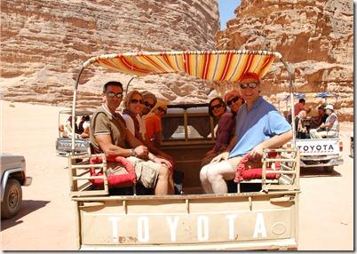 Oporrak 2011 - Jordania ,-  Wadi Rum, 22 de Septiembre  133