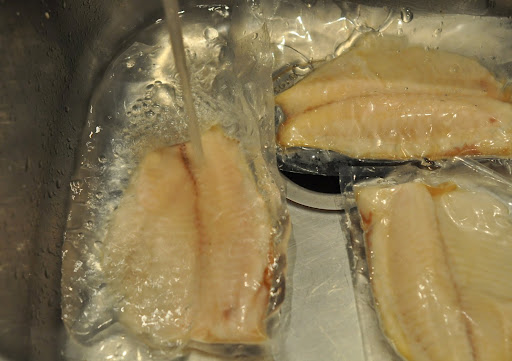 Tilapia with citrus bagna cauda foodie lawyer