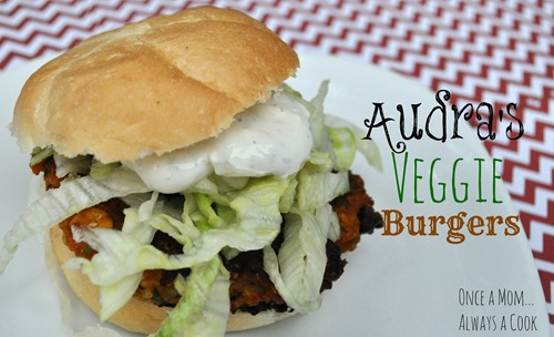 Audra's Veggie Burgers