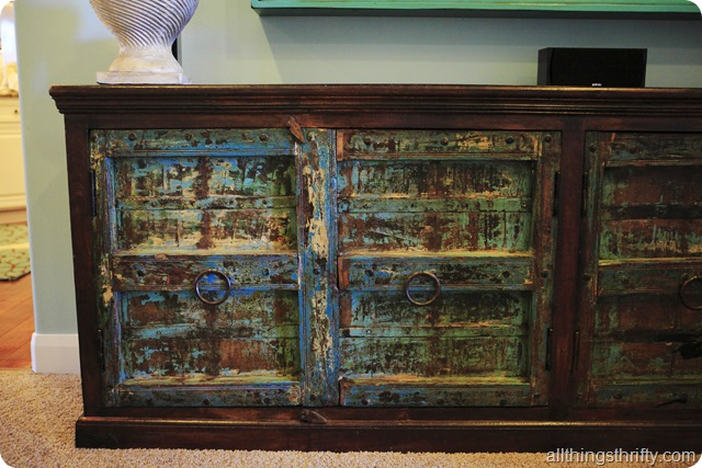 furniture from reclaimed doors