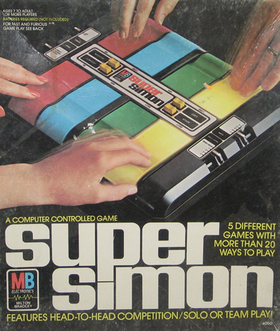Super Simon box