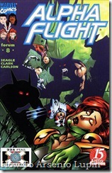 P00008 - Alpha Flight nº008  howto