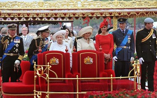 Бриллиантовый юбилей королевы Елизаветы II