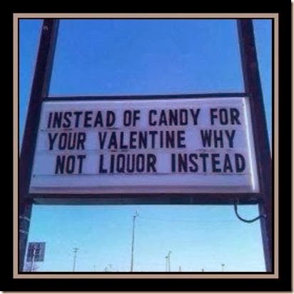 instead of candy for valentine